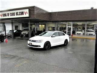 Used 2012 Volkswagen Jetta TDI - HIGHLINE - 6 SPEED MANUAL for sale in Langley, BC