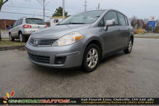 Used 2009 Nissan Versa 1.8 SL for sale in Oakville, ON