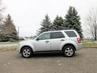Used 2011 Ford Escape XLT- 4 Cylinder for sale in Thornton, ON