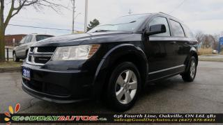 Used 2011 Dodge Journey Canada Value Pkg|STORAGE|ALLOY|BT|KEYLESS for sale in Oakville, ON