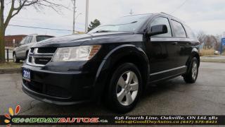 Used 2011 Dodge Journey Canada Value Pkg|STORAGE|ALLOY|BT|KEYLESS for sale in Oakville, ON