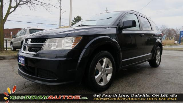 2011 Dodge Journey Canada Value Pkg|STORAGE|ALLOY|BT|KEYLESS