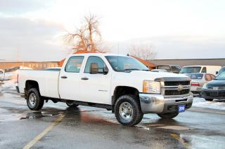 Used 2010 Chevrolet Silverado 2500 HD 4X4 for sale in Brampton, ON