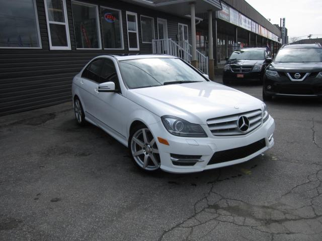 2013 Mercedes-Benz C-Class C350 4MATIC Sport Sedan, MOON ROOF!! LEATHER INTERIOR, HEATED SEATS 2013 Mercedes-Benz C-Class C350 4MATIC Sport Sedan, MOON ROOF!! LEATHER INTERIOR, HEATED SEATS