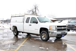 Used 2008 Chevrolet Silverado 2500 LT for sale in Brampton, ON