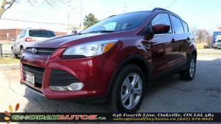 Used 2013 Ford Escape SE|AWD|LEATHER|SUNROOF|NAVI|ALLOY|NO ACCIDENT for sale in Oakville, ON