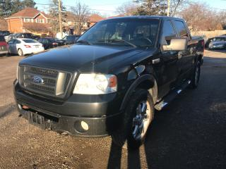 Used 2006 Ford F-150 Lariat for sale in Mississauga, ON
