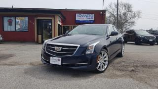 Used 2015 Cadillac ATS Luxury RWD for sale in Windsor, ON