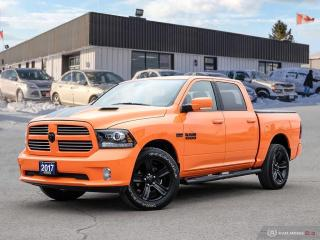 Used 2017 RAM 1500 Sport,4X4,LOW KMS,NAVI,REMOTE START,TOW PKG for sale in Barrie, ON