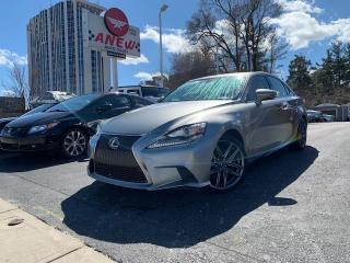 Used 2014 Lexus IS 350 F Sport for sale in Cambridge, ON