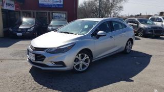 Used 2017 Chevrolet Cruze Premier for sale in Windsor, ON