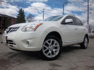 Used 2012 Nissan Rogue SL for sale in Oshawa, ON