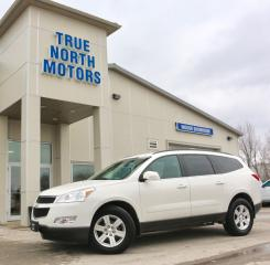 Used 2011 Chevrolet Traverse 1LT AWD for sale in Selkirk, MB