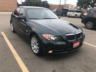 Used 2008 BMW 3 Series 335xi/Loaded/No Accident/Ontario Vehicle for sale in Burlington, ON