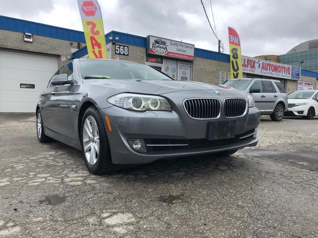 2011 BMW 5 Series 535 xi NAVIGATION/SUNROOF/LEATHER/BLUETOOTH/AWD