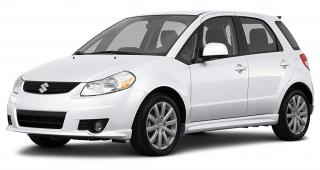 Used 2011 Suzuki SX4 FWD, AUTOMATIQUE for sale in Terrebonne, QC