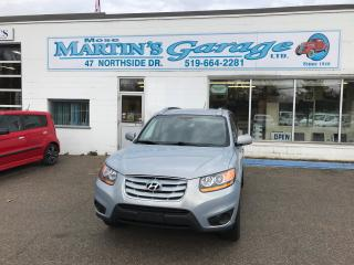 Used 2010 Hyundai Santa Fe GL for sale in St. Jacobs, ON