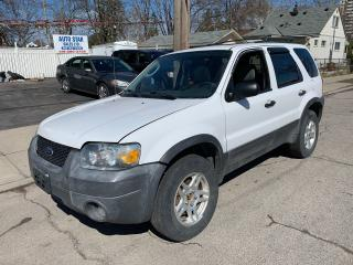 Used 2005 Ford Escape for sale in Hamilton, ON