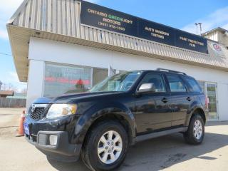 Used 2010 Mazda Tribute LOW KM,BRAND NEW PIRELLI ALL SEASON, FORD ESCAPE for sale in Mississauga, ON