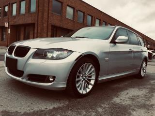 Used 2011 BMW 3 Series 328i xDrive AWD Executive Edition for sale in Mississauga, ON