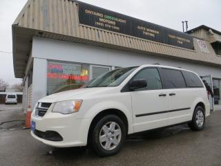 2012 Dodge Grand Caravan LOW KM 7 PASSENGERS STOW AND GO