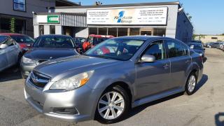 Used 2011 Subaru Legacy 2.5i Prem for sale in Etobicoke, ON