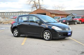 Used 2008 Nissan Versa 1.8 S for sale in Brampton, ON
