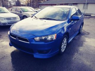 Used 2010 Mitsubishi Lancer for sale in Laval, QC