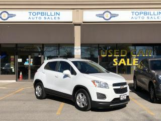 Used 2014 Chevrolet Trax LT for sale in Vaughan, ON