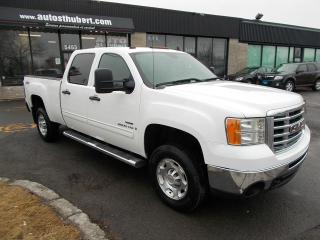 Used 2009 GMC Sierra 2500 SLE 4X4 ** TRANSMISSION ALLISON ** for sale in St-Hubert, QC