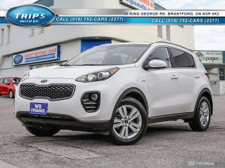Used 2018 Kia Sportage LX for sale in Brantford, ON