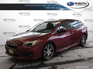 Used 2017 Subaru Impreza Sport for sale in Dieppe, NB
