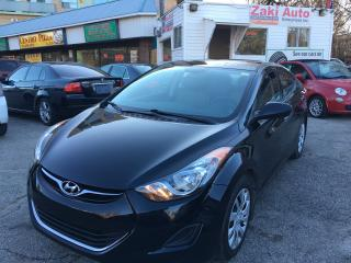 Used 2013 Hyundai Elantra GLS/Safety Included Asking Price for sale in Toronto, ON