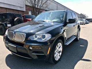 Used 2012 BMW X5 35d, NAVIGATION, PANO ROOF for sale in North York, ON