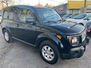 Used 2008 Honda Element EX/ AUTO/ PWR GROUP/ ALLOYS/ TINTED GLASS & MORE! for sale in Scarborough, ON