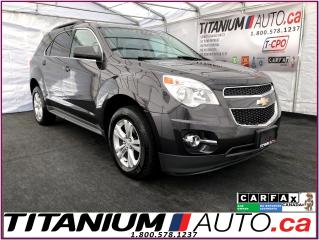 Used 2015 Chevrolet Equinox 2 LT-Camera-Sunroof-Leather-Remote Start- for sale in London, ON