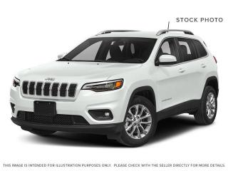 New 2019 Jeep Cherokee Trailhawk for sale in Cold Lake, AB