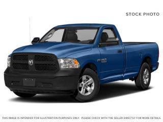 New 2019 RAM 1500 Classic CREW 4X4 ST for sale in Cold Lake, AB