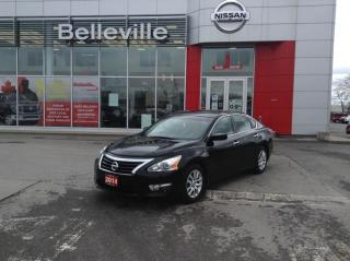 Used 2014 Nissan Altima S LOCAL TRADE IN MINT CONDITION for sale in Belleville, ON