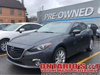 Used 2016 Mazda MAZDA3 GT for sale in Toronto, ON