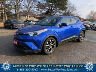 Used 2018 Toyota C-HR XLE   BACK UP CAMERA  HEATED SEATS  LOADED for sale in Stoney Creek, ON