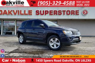 Used 2012 Jeep Compass NORTH EDITION | HEATED SEATS | RMT START | SUNROOF for sale in Oakville, ON