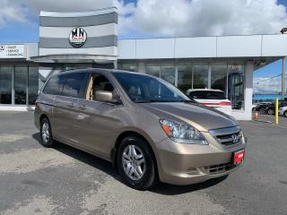 Used 2006 Honda Odyssey EX-L Power Doors Sunroof 8-Passanger for sale in Langley, BC