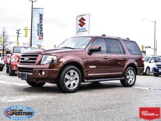 Used 2007 Ford Expedition Limited 4X4 for sale in Barrie, ON