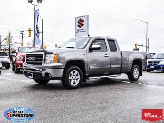 Used 2009 GMC Sierra 1500 SLE Extended Cab ~ONLY 53,000 KM! MUST SEE! for sale in Barrie, ON