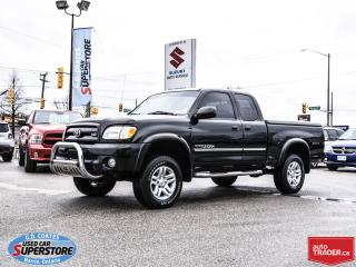 Used 2003 Toyota Tundra Limited Access Cab 4x4 for sale in Barrie, ON