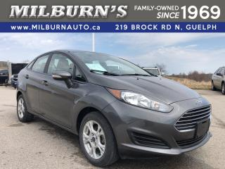 Used 2016 Ford Fiesta SE for sale in Guelph, ON