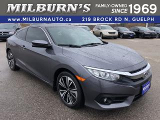Used 2017 Honda Civic COUPE EX-T for sale in Guelph, ON