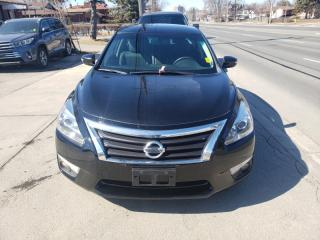 Used 2015 Nissan Altima 4dr I4 - Leather, Sunroof, Navigation, Fully Loaded for sale in Toronto, ON