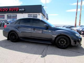 Used 2012 Subaru Impreza WRX STi STI AWD TURBO 6 SPEED BLUETOOTH CERTIFIED for sale in Milton, ON